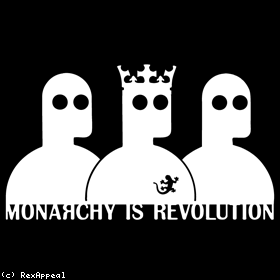 Monarchy IS Revolution